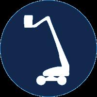 Machine Keuring: Hoogwerker